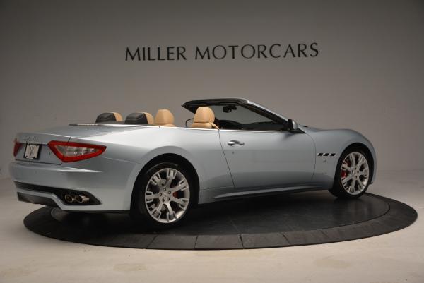 Used 2011 Maserati GranTurismo for sale Sold at Bugatti of Greenwich in Greenwich CT 06830 8