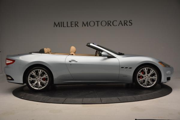 Used 2011 Maserati GranTurismo for sale Sold at Bugatti of Greenwich in Greenwich CT 06830 9