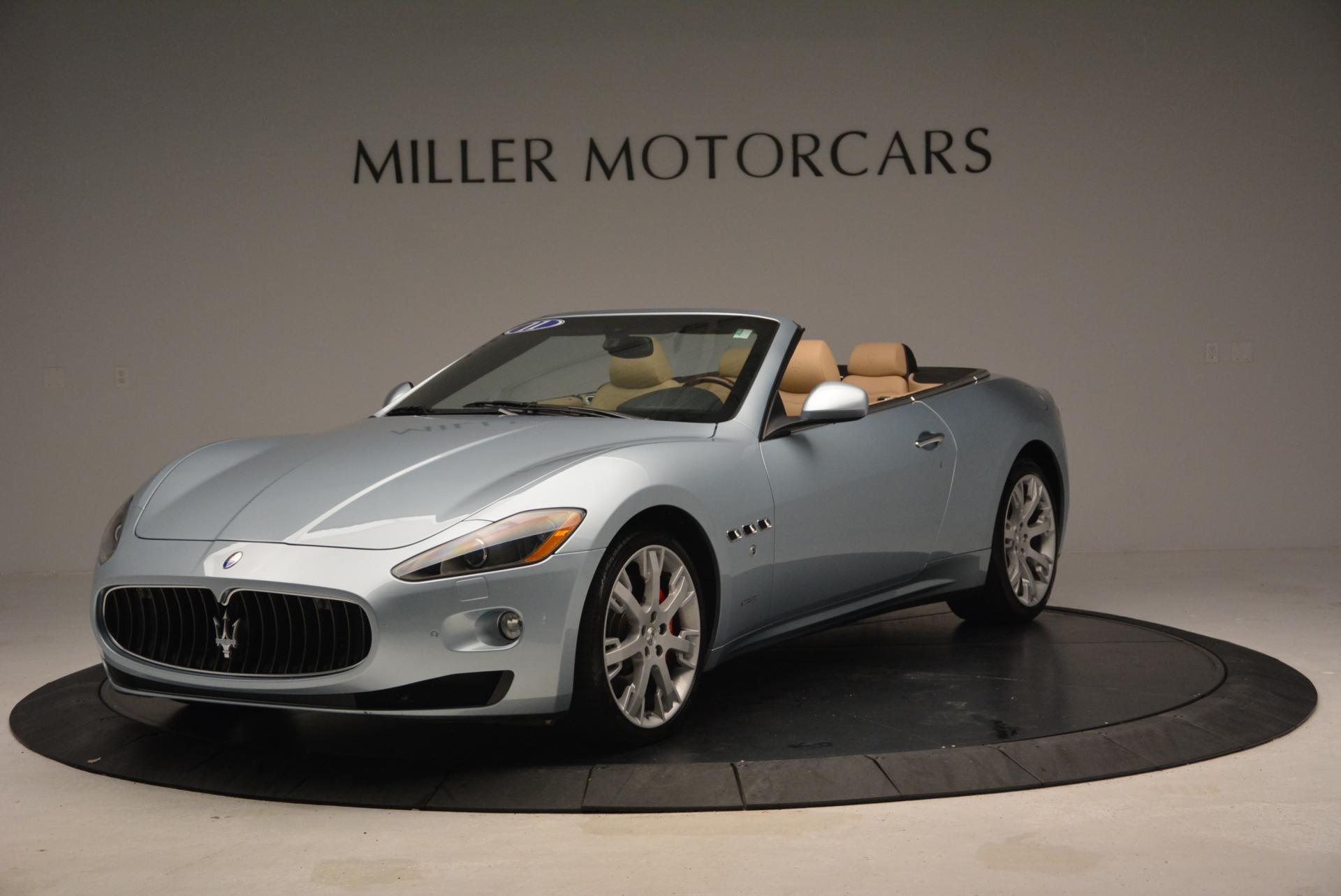 Used 2011 Maserati GranTurismo for sale Sold at Bugatti of Greenwich in Greenwich CT 06830 1