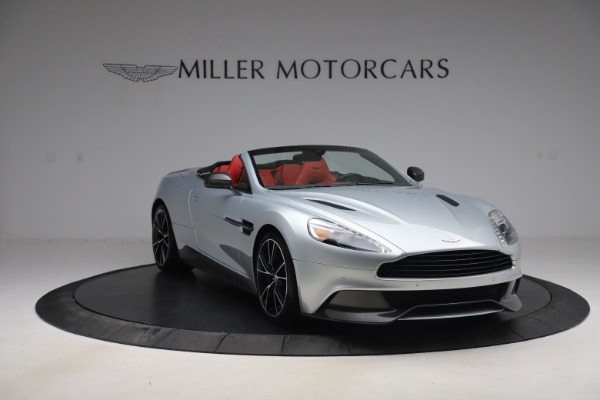 Used 2014 Aston Martin Vanquish Volante for sale $129,900 at Bugatti of Greenwich in Greenwich CT 06830 10