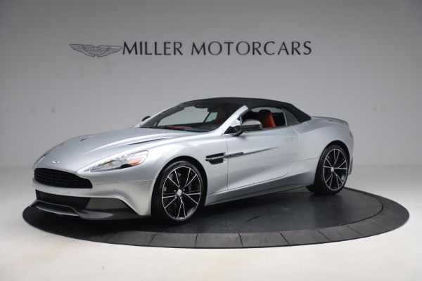 Used 2014 Aston Martin Vanquish Volante for sale $129,900 at Bugatti of Greenwich in Greenwich CT 06830 15