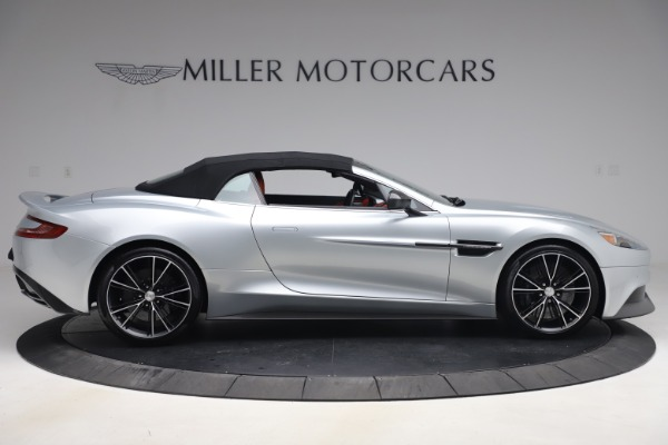 Used 2014 Aston Martin Vanquish Volante for sale $129,900 at Bugatti of Greenwich in Greenwich CT 06830 17