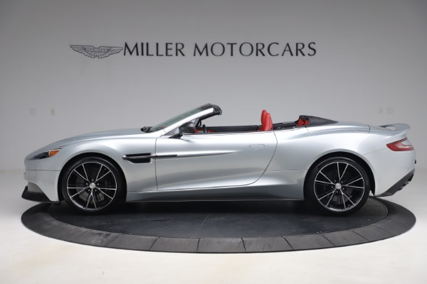 Used 2014 Aston Martin Vanquish Volante for sale $129,900 at Bugatti of Greenwich in Greenwich CT 06830 2
