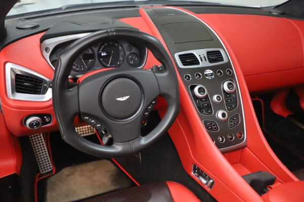 Used 2014 Aston Martin Vanquish Volante for sale $129,900 at Bugatti of Greenwich in Greenwich CT 06830 21