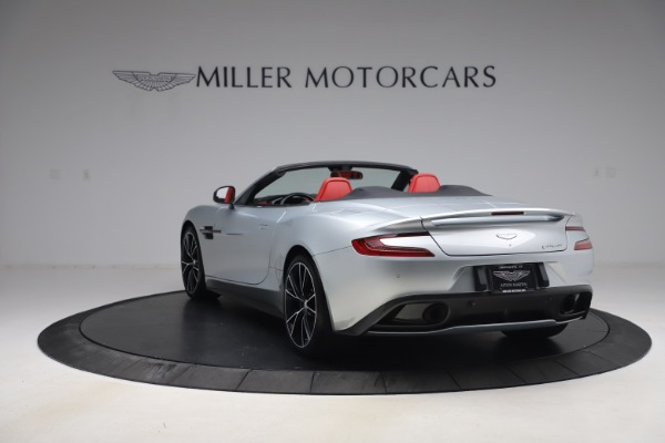 Used 2014 Aston Martin Vanquish Volante for sale $129,900 at Bugatti of Greenwich in Greenwich CT 06830 4