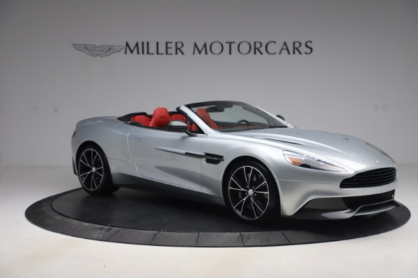 Used 2014 Aston Martin Vanquish Volante for sale $129,900 at Bugatti of Greenwich in Greenwich CT 06830 9