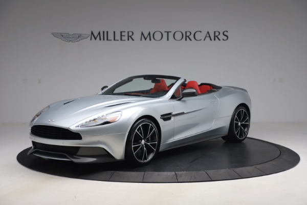 Used 2014 Aston Martin Vanquish Volante for sale $129,900 at Bugatti of Greenwich in Greenwich CT 06830 1