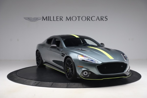 Used 2019 Aston Martin Rapide AMR Sedan for sale $187,900 at Bugatti of Greenwich in Greenwich CT 06830 10