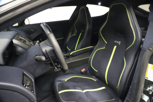 Used 2019 Aston Martin Rapide AMR for sale $187,900 at Bugatti of Greenwich in Greenwich CT 06830 14
