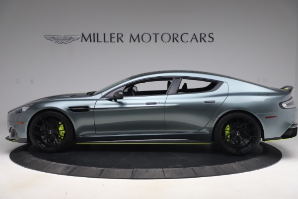 Used 2019 Aston Martin Rapide AMR Sedan for sale $187,900 at Bugatti of Greenwich in Greenwich CT 06830 2