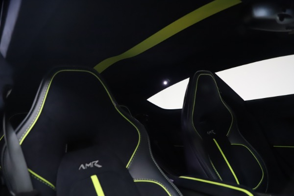 Used 2019 Aston Martin Rapide AMR Sedan for sale $187,900 at Bugatti of Greenwich in Greenwich CT 06830 23