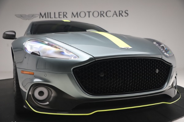 Used 2019 Aston Martin Rapide AMR Sedan for sale $187,900 at Bugatti of Greenwich in Greenwich CT 06830 27