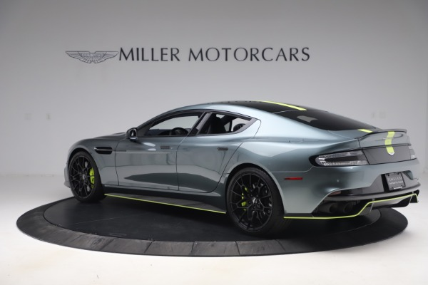 Used 2019 Aston Martin Rapide AMR Sedan for sale $187,900 at Bugatti of Greenwich in Greenwich CT 06830 3