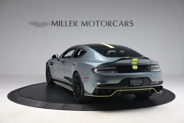 Used 2019 Aston Martin Rapide AMR Sedan for sale $187,900 at Bugatti of Greenwich in Greenwich CT 06830 4
