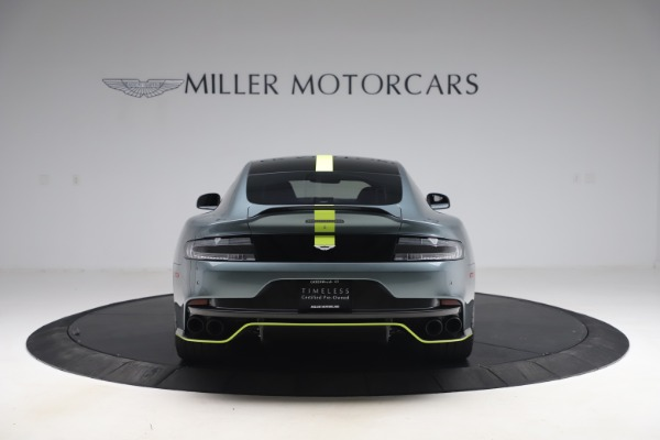 Used 2019 Aston Martin Rapide AMR Sedan for sale $187,900 at Bugatti of Greenwich in Greenwich CT 06830 5