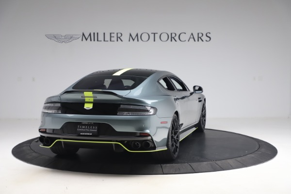 Used 2019 Aston Martin Rapide AMR Sedan for sale $187,900 at Bugatti of Greenwich in Greenwich CT 06830 6