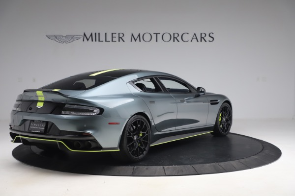 Used 2019 Aston Martin Rapide AMR Sedan for sale $187,900 at Bugatti of Greenwich in Greenwich CT 06830 7