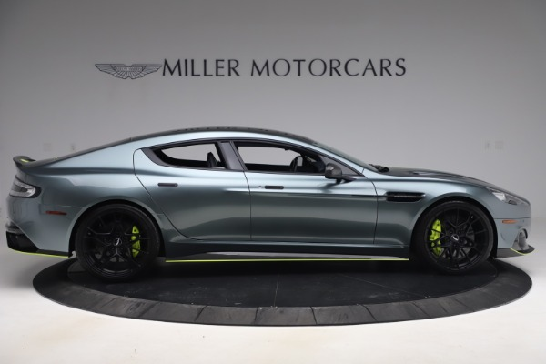 Used 2019 Aston Martin Rapide AMR Sedan for sale $187,900 at Bugatti of Greenwich in Greenwich CT 06830 8