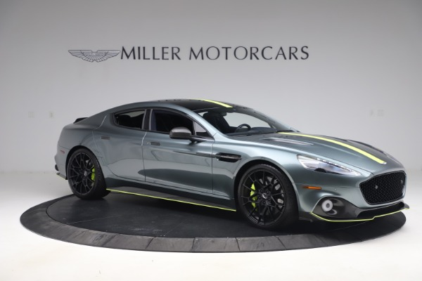 Used 2019 Aston Martin Rapide AMR Sedan for sale $187,900 at Bugatti of Greenwich in Greenwich CT 06830 9