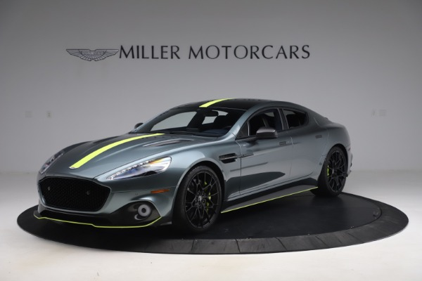Used 2019 Aston Martin Rapide AMR Sedan for sale $187,900 at Bugatti of Greenwich in Greenwich CT 06830 1
