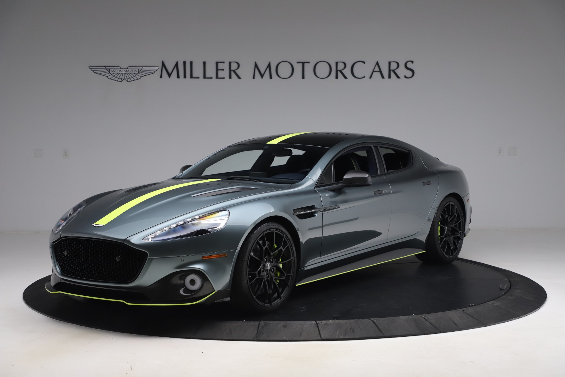 Used 2019 Aston Martin Rapide AMR for sale $187,900 at Bugatti of Greenwich in Greenwich CT 06830 1