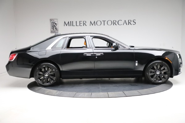 New 2021 Rolls-Royce Ghost for sale $381,100 at Bugatti of Greenwich in Greenwich CT 06830 11
