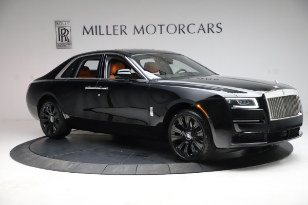 New 2021 Rolls-Royce Ghost for sale $381,100 at Bugatti of Greenwich in Greenwich CT 06830 13