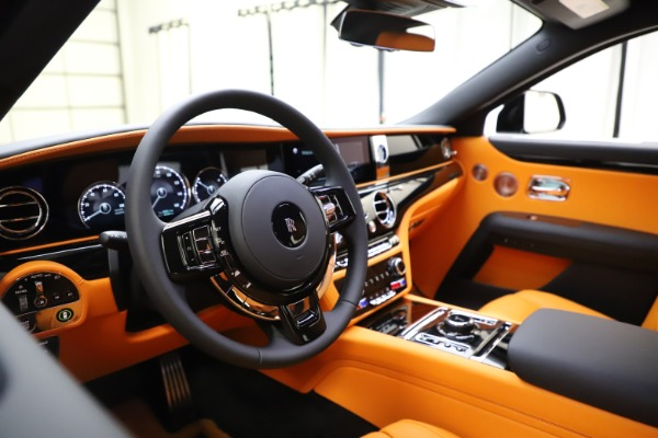 New 2021 Rolls-Royce Ghost for sale $381,100 at Bugatti of Greenwich in Greenwich CT 06830 15