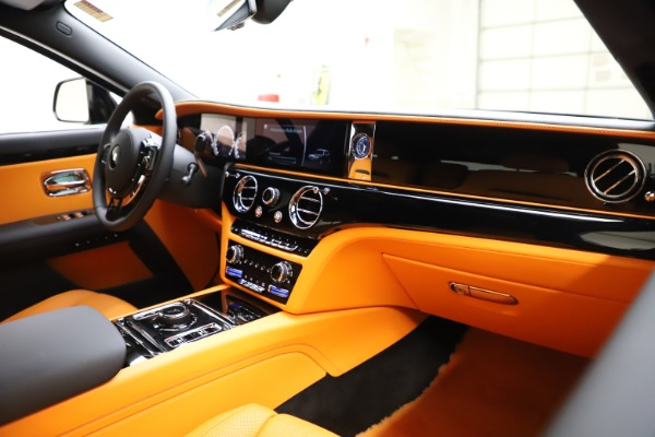 New 2021 Rolls-Royce Ghost for sale $381,100 at Bugatti of Greenwich in Greenwich CT 06830 16