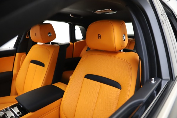 New 2021 Rolls-Royce Ghost for sale $381,100 at Bugatti of Greenwich in Greenwich CT 06830 17