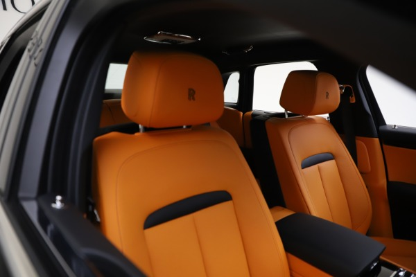 New 2021 Rolls-Royce Ghost for sale $381,100 at Bugatti of Greenwich in Greenwich CT 06830 18