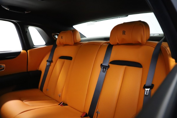New 2021 Rolls-Royce Ghost for sale $381,100 at Bugatti of Greenwich in Greenwich CT 06830 19