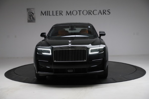New 2021 Rolls-Royce Ghost for sale $381,100 at Bugatti of Greenwich in Greenwich CT 06830 2