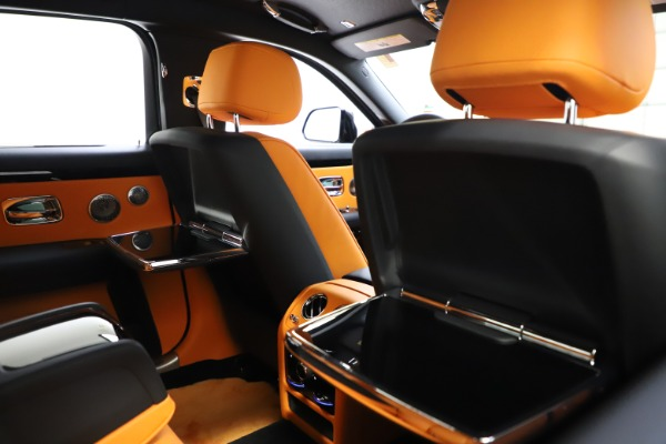 New 2021 Rolls-Royce Ghost for sale $381,100 at Bugatti of Greenwich in Greenwich CT 06830 22