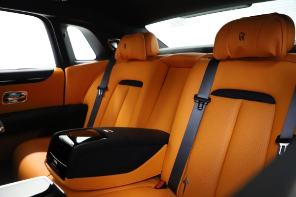 New 2021 Rolls-Royce Ghost for sale $381,100 at Bugatti of Greenwich in Greenwich CT 06830 23