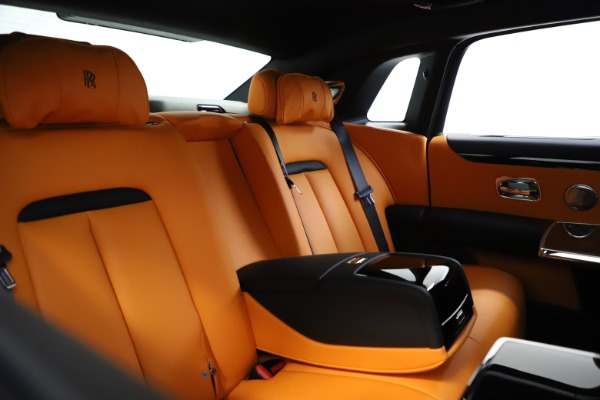 New 2021 Rolls-Royce Ghost for sale $381,100 at Bugatti of Greenwich in Greenwich CT 06830 24