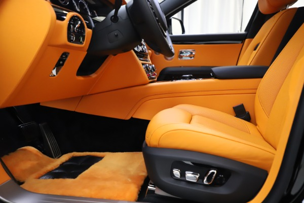 New 2021 Rolls-Royce Ghost for sale $381,100 at Bugatti of Greenwich in Greenwich CT 06830 27