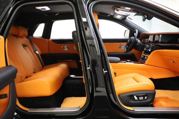 New 2021 Rolls-Royce Ghost for sale $381,100 at Bugatti of Greenwich in Greenwich CT 06830 28