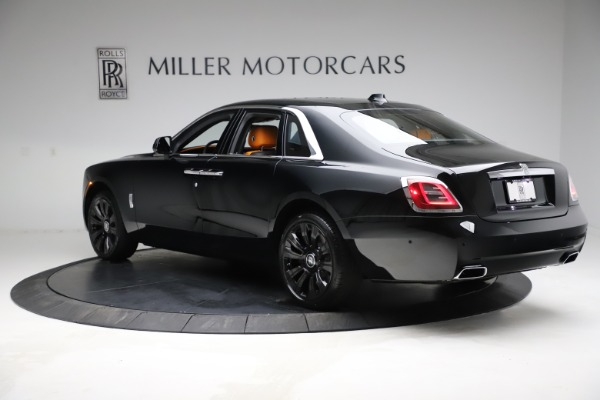 New 2021 Rolls-Royce Ghost for sale $381,100 at Bugatti of Greenwich in Greenwich CT 06830 6