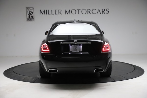 New 2021 Rolls-Royce Ghost for sale $381,100 at Bugatti of Greenwich in Greenwich CT 06830 7