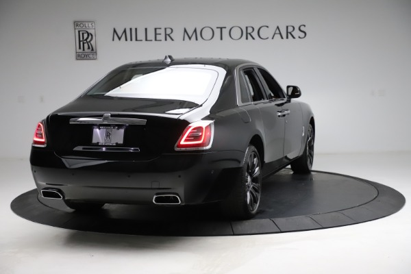 New 2021 Rolls-Royce Ghost for sale $381,100 at Bugatti of Greenwich in Greenwich CT 06830 8