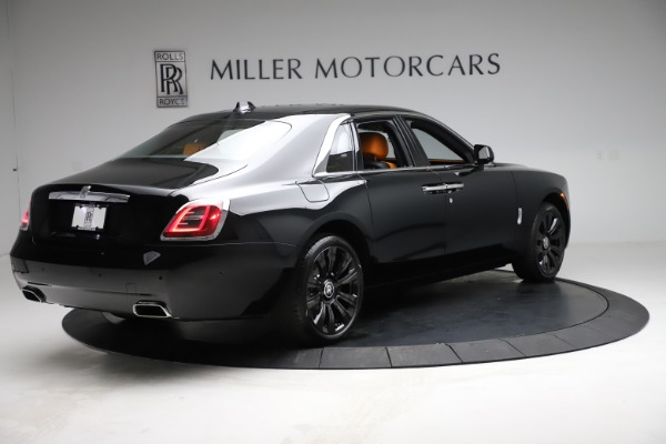 New 2021 Rolls-Royce Ghost for sale $381,100 at Bugatti of Greenwich in Greenwich CT 06830 9