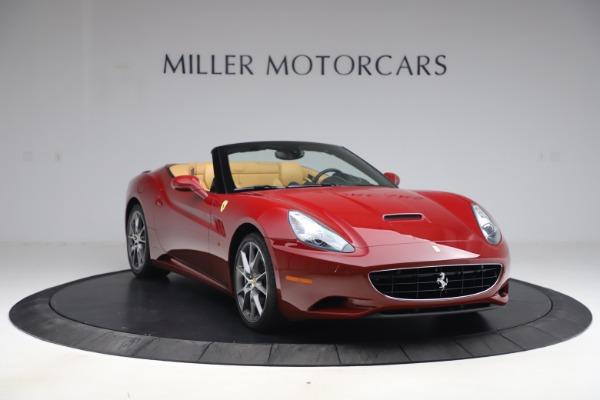 Used 2014 Ferrari California 30 for sale Sold at Bugatti of Greenwich in Greenwich CT 06830 11
