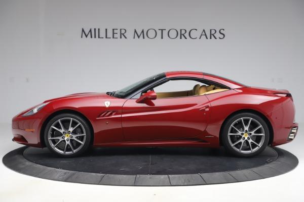 Used 2014 Ferrari California 30 for sale Sold at Bugatti of Greenwich in Greenwich CT 06830 14