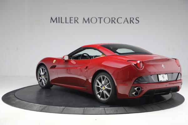 Used 2014 Ferrari California 30 for sale Sold at Bugatti of Greenwich in Greenwich CT 06830 15