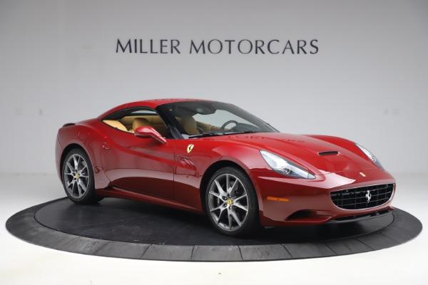 Used 2014 Ferrari California 30 for sale Sold at Bugatti of Greenwich in Greenwich CT 06830 18