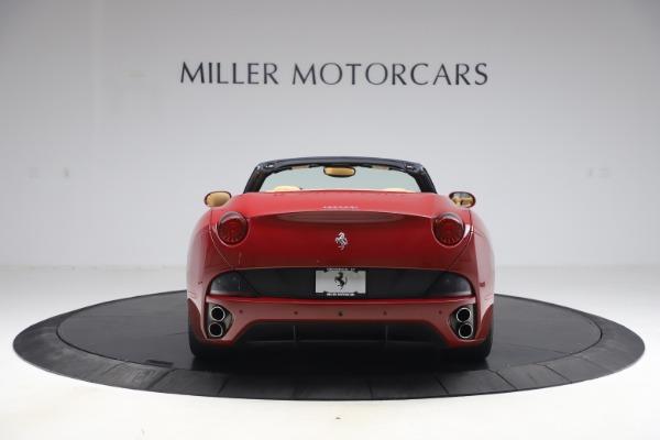 Used 2014 Ferrari California 30 for sale Sold at Bugatti of Greenwich in Greenwich CT 06830 6
