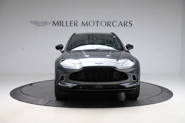 New 2021 Aston Martin DBX for sale $201,586 at Bugatti of Greenwich in Greenwich CT 06830 11