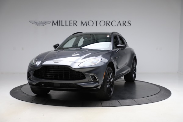 New 2021 Aston Martin DBX for sale $201,586 at Bugatti of Greenwich in Greenwich CT 06830 12