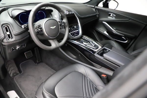 New 2021 Aston Martin DBX for sale $201,586 at Bugatti of Greenwich in Greenwich CT 06830 13